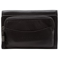Liebeskind Alexandra 6 Vintage Leather Wallet Black