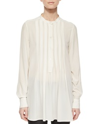 Belstaff Henley Pleated Tunic Blouse