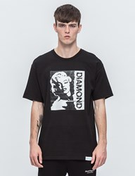 Diamond Supply Co. Newsprint S S T Shirt
