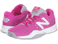 New Balance Wc996v2 Pink Grey Women's Tennis Shoes