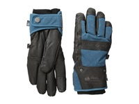 Quiksilver Wildcat Glove Moroccan Blue Extreme Cold Weather Gloves