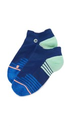 Stance Dip Low Athletic Socks Navy