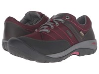 Keen Presidio Sport Mesh Wp Zinfandel Women's Shoes Brown