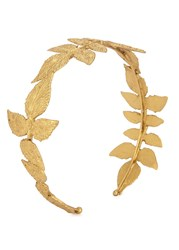 Aura Headpieces Fay 24Kt Gold Dipped Hardware