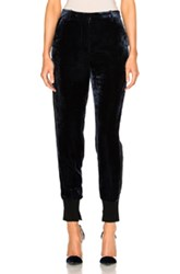 3.1 Phillip Lim Jogger Pants In Blue