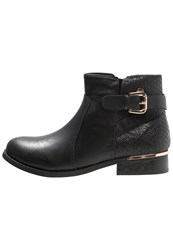 Xti Ankle Boots Black