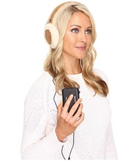 Ugg Mini Deco Quilt Wired Earmuff Chestnut Traditional Hats Brown