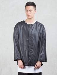 Sasquatchfabrix. Nylon Big Shirt