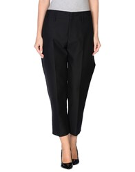 Jil Sander Trousers Casual Trousers Women Black