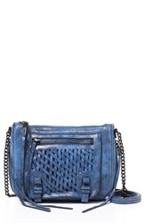She Lo 'Take A Chance' Crossbody Bag Blue Cobalt Black