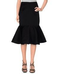 Cameo Skirts 3 4 Length Skirts Women Black