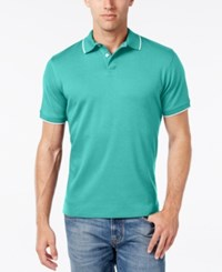 Club Room Men's Tipped Polo Only At Macy's Sweetwater