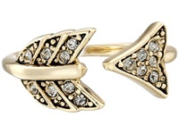 House Of Harlow Arrow Affair Midi Ring Gold Ring