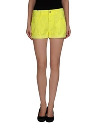 Notify Jeans Notify Denim Shorts Yellow
