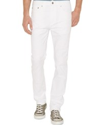 Levi's Men's 510 Skinny Jeans White Bull Denim