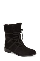 Women's Sesto Meucci Waterproof Combat Boot 1' Heel