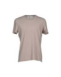 Tanomu Ask Me T Shirts Beige