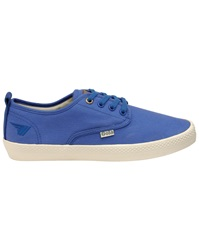 Gola Falcon Classic Trainer Shoes Blue