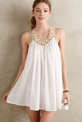 Anthropologie Pazia Cover Up White