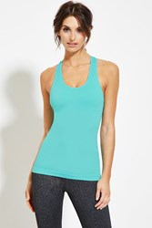 Forever 21 17 Graphic Muscle Tee
