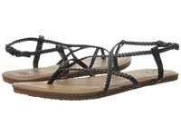 Billabong Crossing Over Off Black Women's Sandals