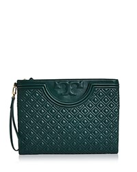 Tory Burch Large Fleming Pouch Norwood