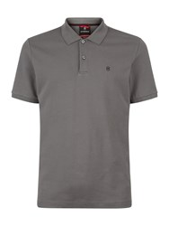 Victorinox Vx Polo Shirt Grey