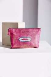 Urban Outfitters Pagan Venice Zip Coin Pouch Pink