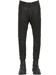 Julius 16Cm Nappa Leather Biker Pants