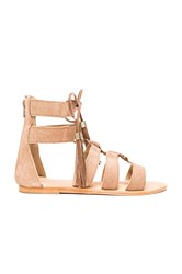 Urge Penny Sandals Tan