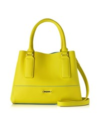 Roccobarocco Rb Honore Lime Mini Tote Bag