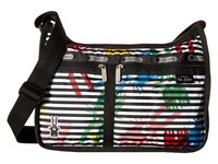 Le Sport Sac Deluxe Everyday Bag Jeffrey Cross Body Handbags Multi