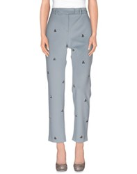 Normaluisa Trousers Casual Trousers Women Grey