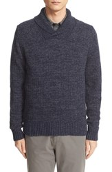 Todd Snyder Men's Shawl Neck Pullover