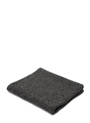 Lanvin Open Mouline Stitched Scarf Grey