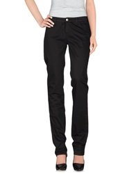 Who S Who Casual Pants Black