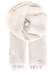 Dondup 'Padma' Scarf Nude And Neutrals