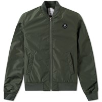Wood Wood Willie Jacket Green