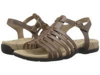 Sanita Cadence Brown Women's Sandals