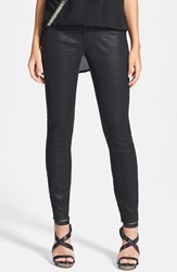 Women's Spanx 'Ready To Wow' Denim Shaping Leggings Black