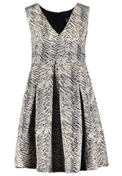 Y.A.S Yas Yasleaf Cocktail Dress Party Dress Black