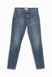 Current Elliott The Mamacita Jeans Blue
