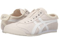 Onitsuka Tiger By Asics Mexico 66 Slip On Off White White Shoes