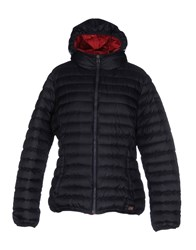 Napapijri Coats And Jackets Down Jackets Women Black