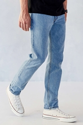 Levi's 511 Light Stone Wash Slim Fit Jean Vintage Denim Light