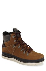 Volcom Men's 'Outlander' Lace Up Boot Hazelnut