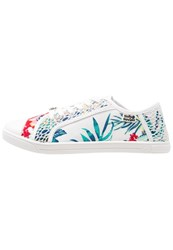 Molly Bracken Trainers Blue Multicoloured