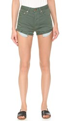 Nsf Concert Shorts Sulfur Stone