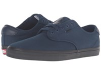 Vans Chima Pro Mono Dress Blues 1 Men's Skate Shoes