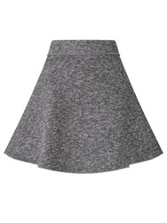 Numph Canens Skirt Grey Melange